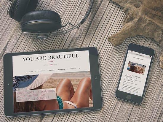 Advance beauty client KZN