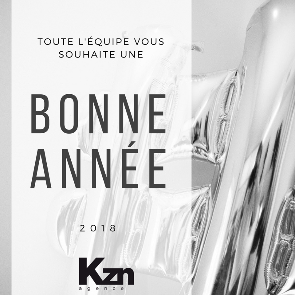 Voeux 2018 - Agence KZN