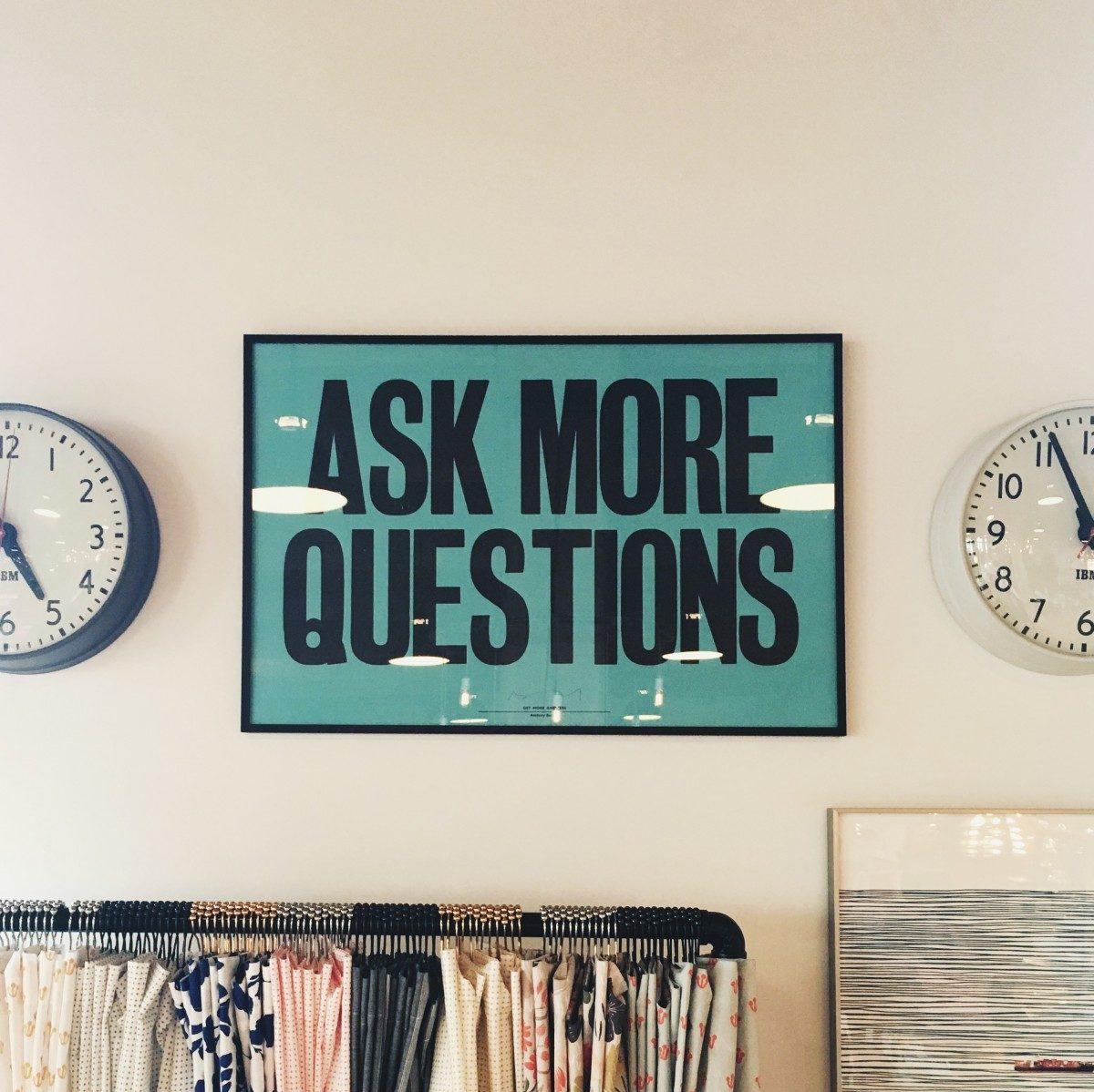 e-reputation et chiffre d'affaire : questions