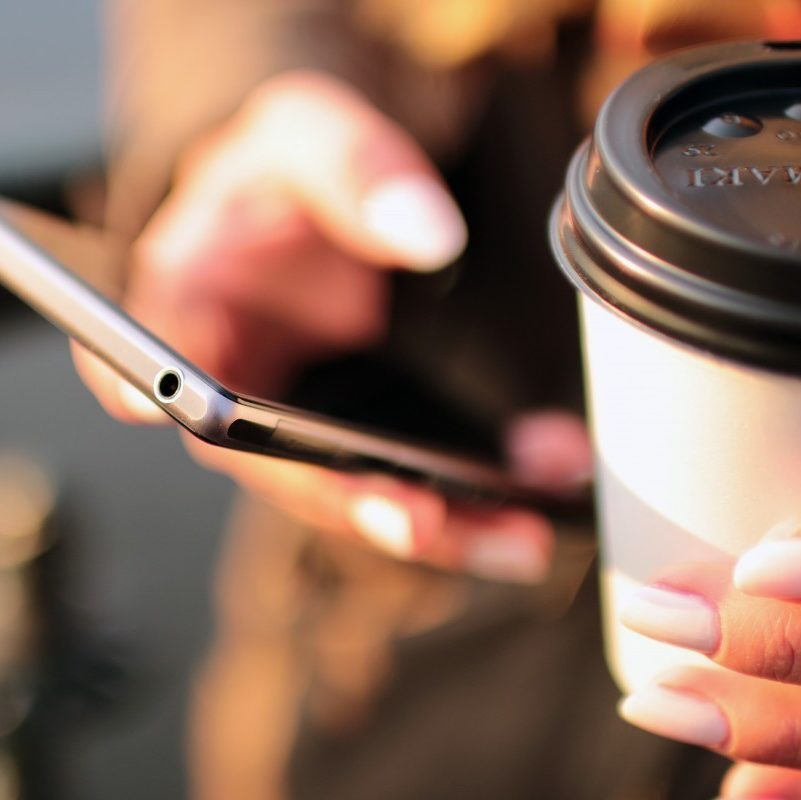 e-reputation et chiffre d'affaire : smartphone