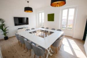 Location de salle à Nice - L'appartement KZN