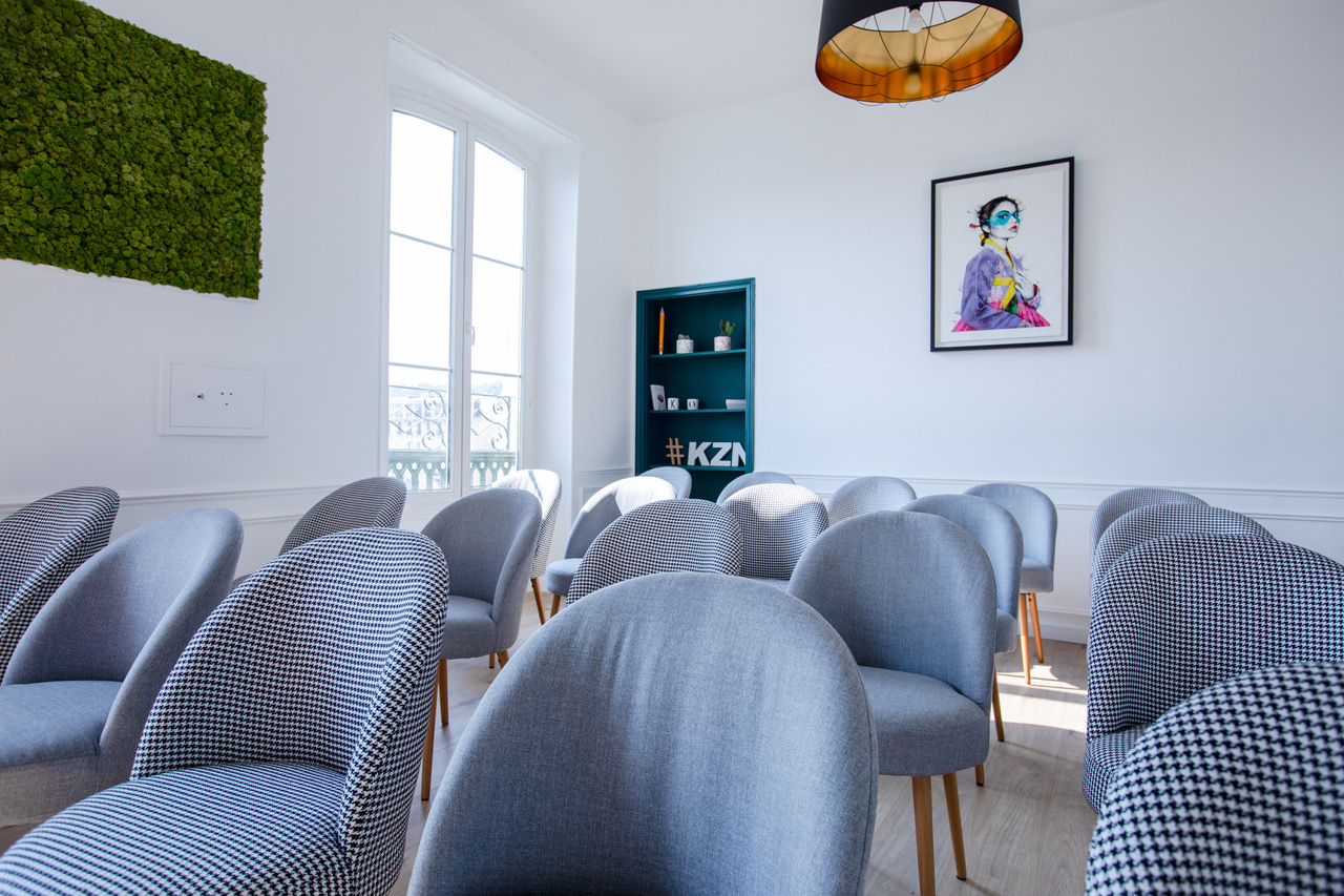 Location salle Nice - L'appartement KZN