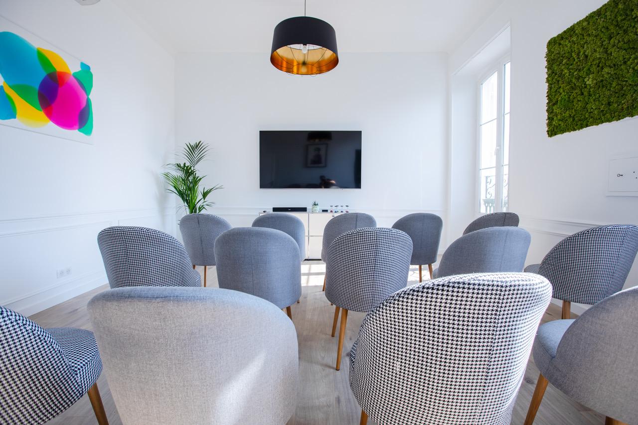 salle de réunion Nice - KZN