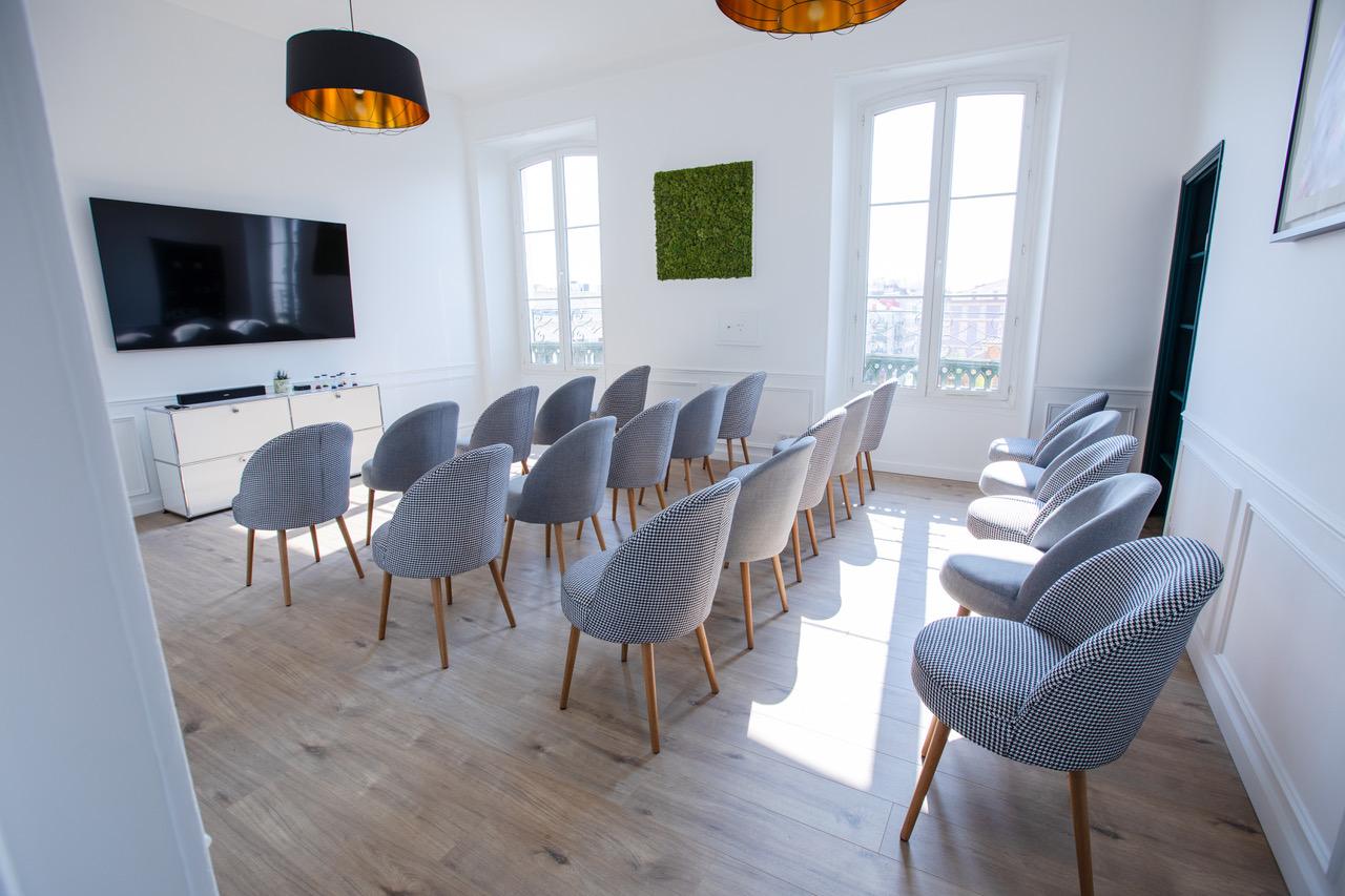 L'appartement KZN pour organiser une formation à Nice