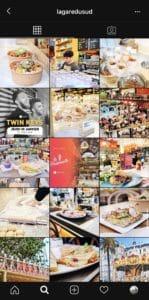 feed instagram Gare du sud