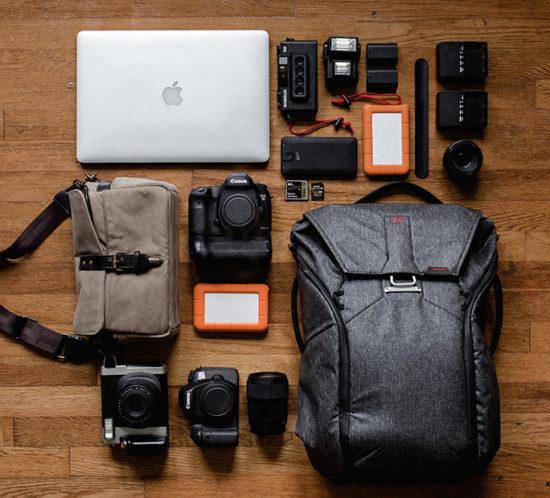Organisation shooting photo 5 points clés préparation matériel