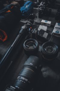 Organisation d'un shooting photo 5 points clés matériel