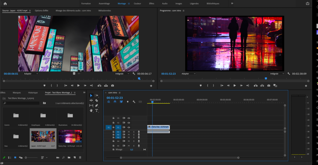 Suite Adobe - Premiere Pro