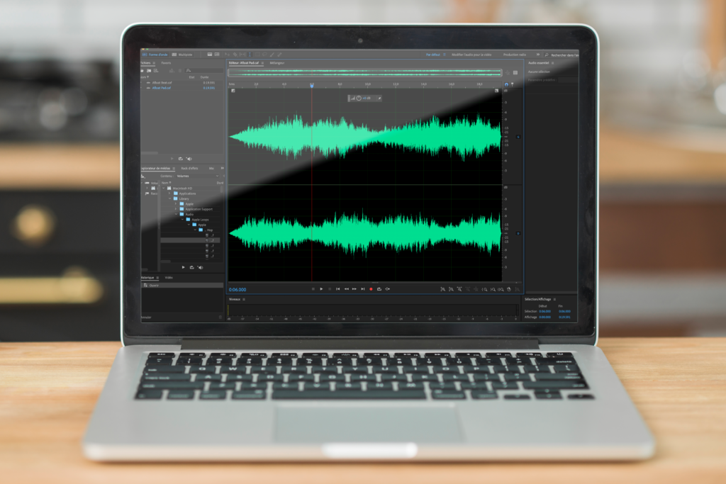 Suite Adobe - Audition